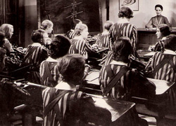 Still from the 1931 film, Girls in Uniform (Maedchen am Uniform)