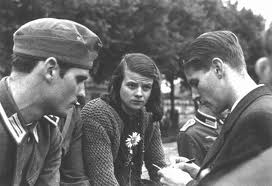 Sophie and Hans Scholl, Members of the White Rose